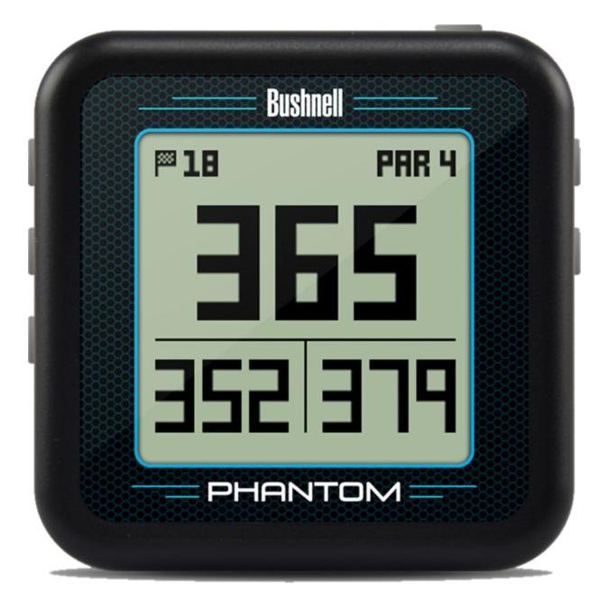 PHANTOM BLACK par Bushnell (Montres GPS)
