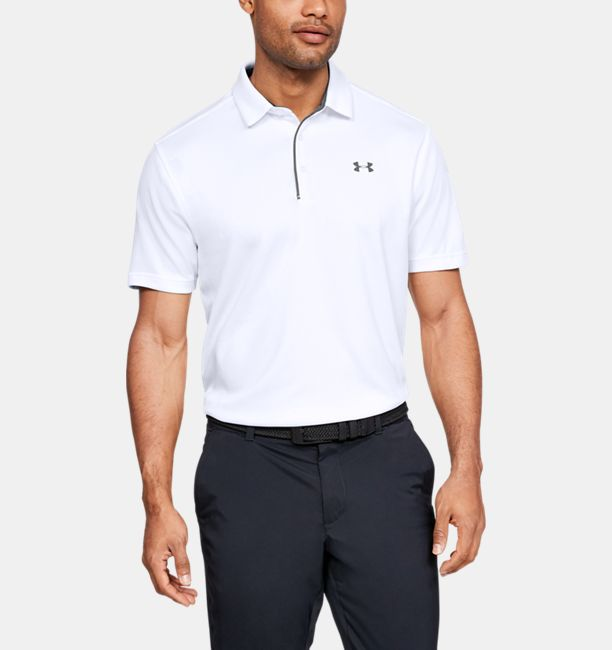 TECH par Under Armour (Hommes, Polos, Vêtements)